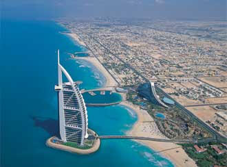 برج العرب (دبى) اسطوره حقيقيه