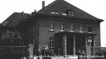 Karlshorst, 1945