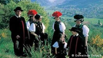 Schwarzwaldtracht