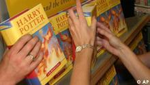 HArry Potter Buchhandlung Verkaufsstart des 5. Bandes The Order of the Phoenix