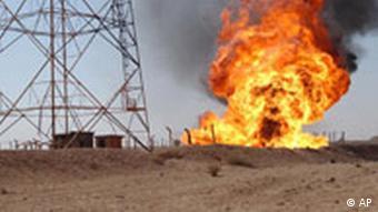 Ungeklärte Explosion im Irak
