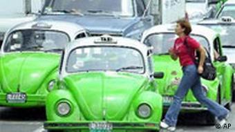 Volkswagen Käfer in Mexiko