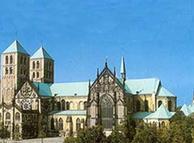 Catedral de San Paulo, en Münster.