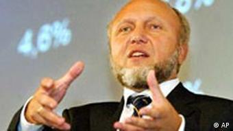Hans-Werner Sinn IFO-Institut