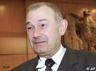 Министр внутренних дел Баварии Гюнтер Бекштайн