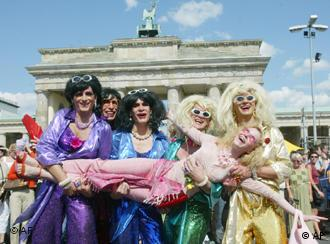 Berlin's Gay Museum looks at historical and present-day events