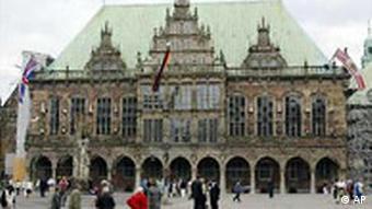 Galerie Bundesländer Bremen Rathaus UNESCO