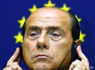 Unlikely to achieve EU sainthood: Silvio Berlusconi