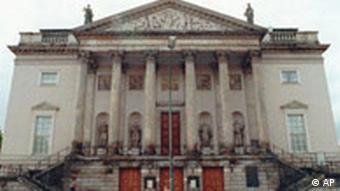 Berliner Staatsoper Unter den Linden