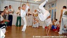 Capoeiragruppe, Steven Robertson, Schweiz