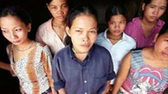Prostitution und Armut in Kambodia