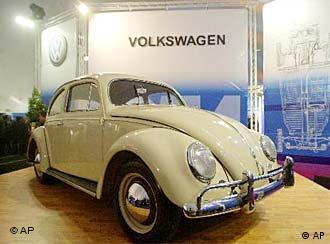 VW extraña los viejos tiempos ...