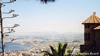 Panorama von Haifa