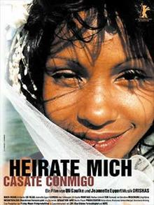 Filmplakat Heirate Mich