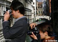 Японските туристи - винаги учтиви, тихи и изрядни