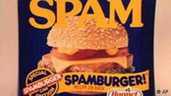 Spam Dose, Spamburger special edition