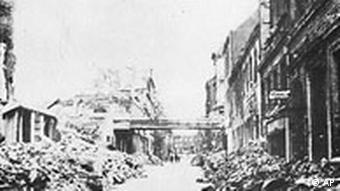 Hamburg nach dem Feuersturm