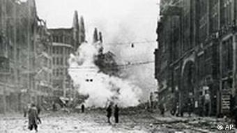 Hamburg Bombenangriff