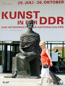 Ausstellung Kunst der DDR Nationalgalerie