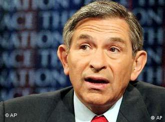Paul Wolfowitz: do Departamento de Defesa para o Banco Mundial?
