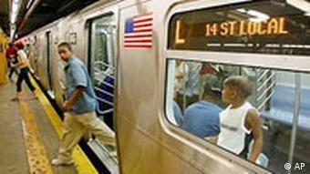 U-Bahn New York Alstrom R143