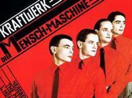 Kraftwerk: das Cover des Albums