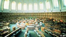 British Library Reading Room