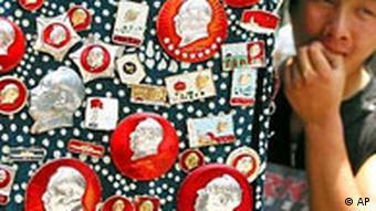Mao Zedong, Anhänger werden in Shangai verkauft