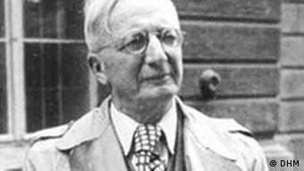 Alfred Döblin (1878-1957), Autor des Klassikers Berlin Alexanderplatz, 125. Geburtstag