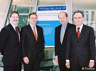 The power players behind Nasdaq Deutschland had high hopes when it was lauched in March.