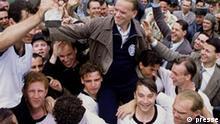 Das Wunder von Bern, Film von Sönke Wörtmann, Locarno 2003 The Mircale of Bern,