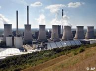 A maior usina a hulha da Europa está em Gelsenkirchen