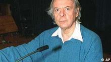 Der Kölner Komponist Karlheinz Stockhausen wird 75