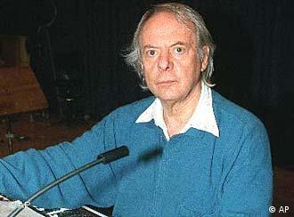 El original compositor Karlheinz Stockhausen cumple 75 años.