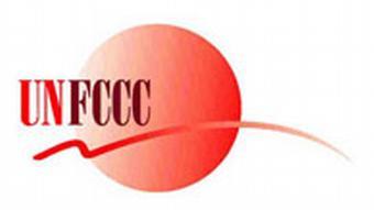 UNITED NATIONS FRAMEWORK CONVENTION ON CLIMATE CHANGE, UNFCCC Logo Umweltdossier