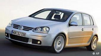 VW stellt neuen Golf in Wolfsburg vor