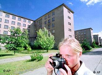 After many incarnations, part of the massive Prora complex is to become a youth hostel.