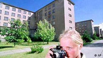Kraft durch Freude Ostseebad Prora auf Rügen