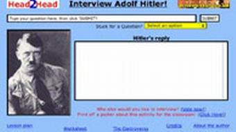 Interview Adolf Hitler - Screenshot