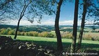 Umweltverträglicher Tourismus im Frankenwald