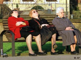 Senior citizens may have less time to soak up the sun in the future.