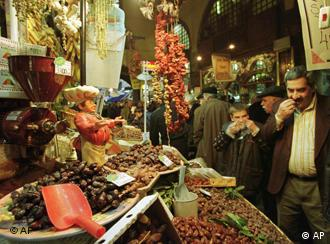 Istanbul's spice market