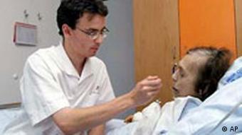 Zivildienst Altenpflege