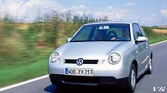 VW Lupo FSI