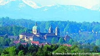 Basilika und Berge
