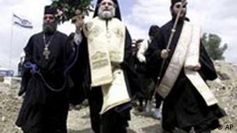 Griechisch Orthodoxe Priester