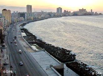 El Malecón de La Habana