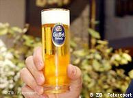 O copo da cerveja coloniana