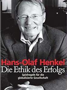 Buchcover: Henkel - Die Ethik des Erfolgs
