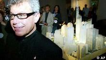 Daniel Libeskind Ausstellung in Berlin